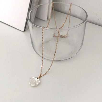 mini ellpe , 591 (necklace)