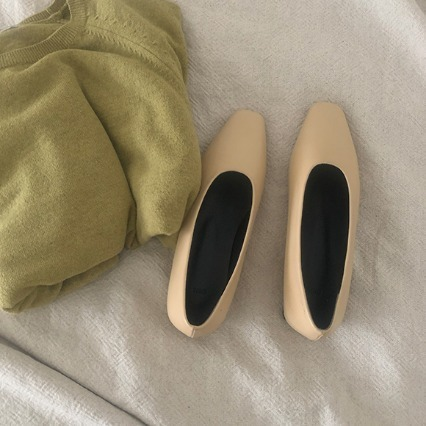 NO. 800 flat shoes (1.5cm)