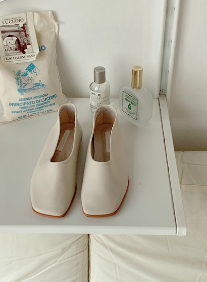 NO.904 flat shoes (1cm)